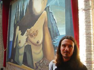 In the Dali Museum