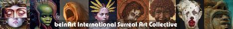 beinArt Underground Australian Surreal Art Collective