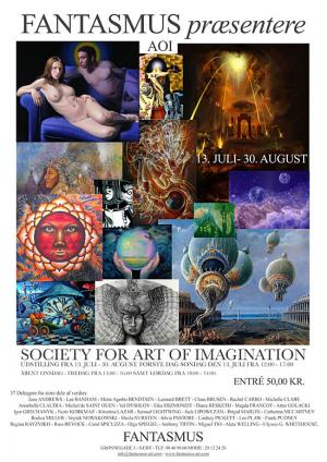 Fantasmus Presents the Society for the Art of Imagination