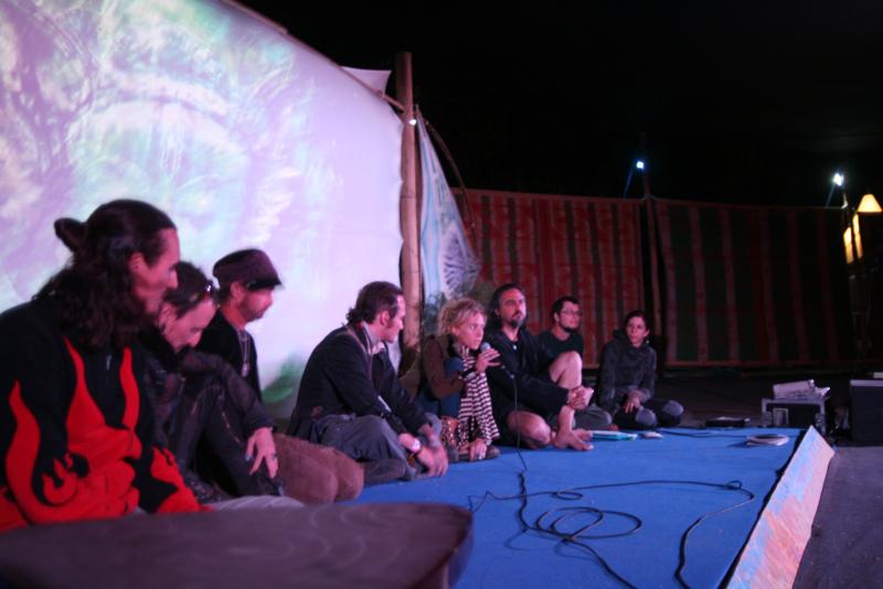 Visonary Culture Creators Discussion Panel