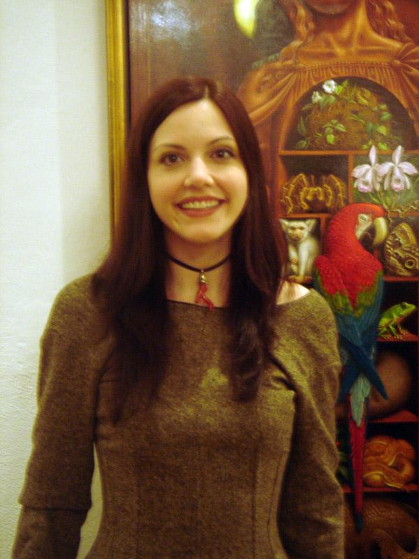 Madeline Von Foerster