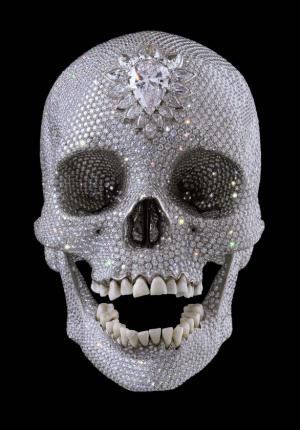 Damian Hirst - For the Love of God