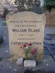 William Blake's Grave