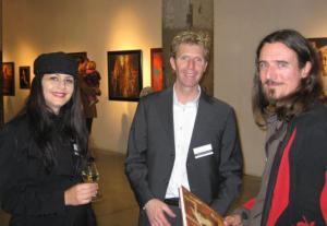 Dreamscapes Exhibition - Amsterdam 2008