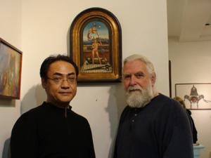 Michel de Saint Ouen and Shoji Tanaka