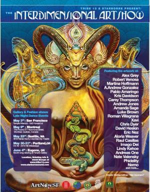 6th Annual Interdimensional Art Show 2009