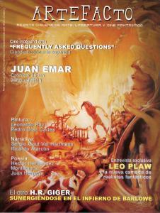 Artefacto - Chilean art review, fantastic literature and film.