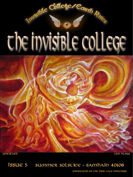 Invisible College -  5th edition