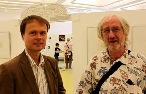 Peter Gric and Siegfried Zademack