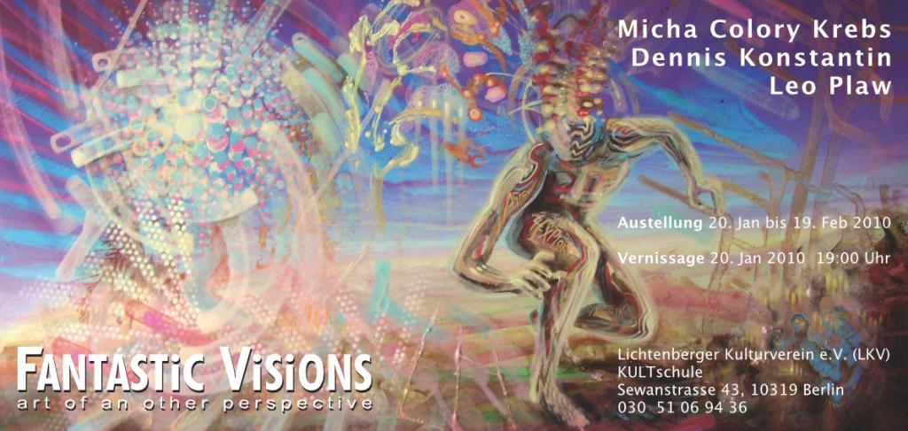 Fantastic Visions - Kultschule