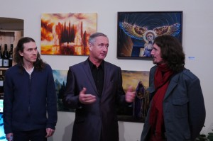 16 suggested points to consider when invited to exhibit your artwork.
