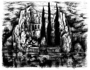 Böcklin's Island