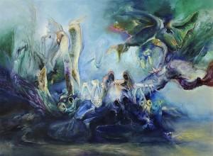"""Cythera Revisited"", James Gleeson"
