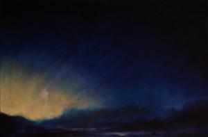 "Aurora"", 60 x 40 cm, oil on canvas"
