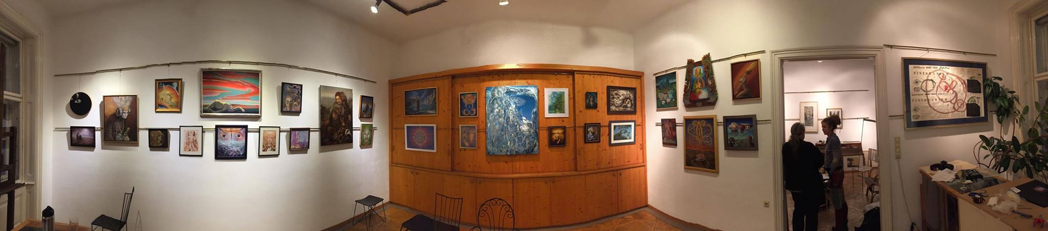 """Transmission"" Exhibition - Galerie 10"