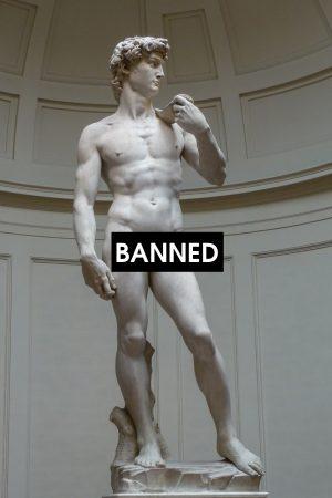 "(Photo Credit: ""Michelangelo's David, 1501-1504, Galleria dell'Accademia (Florence)"" Jörg Bittner Unna - Own work, CC BY 3.0)"