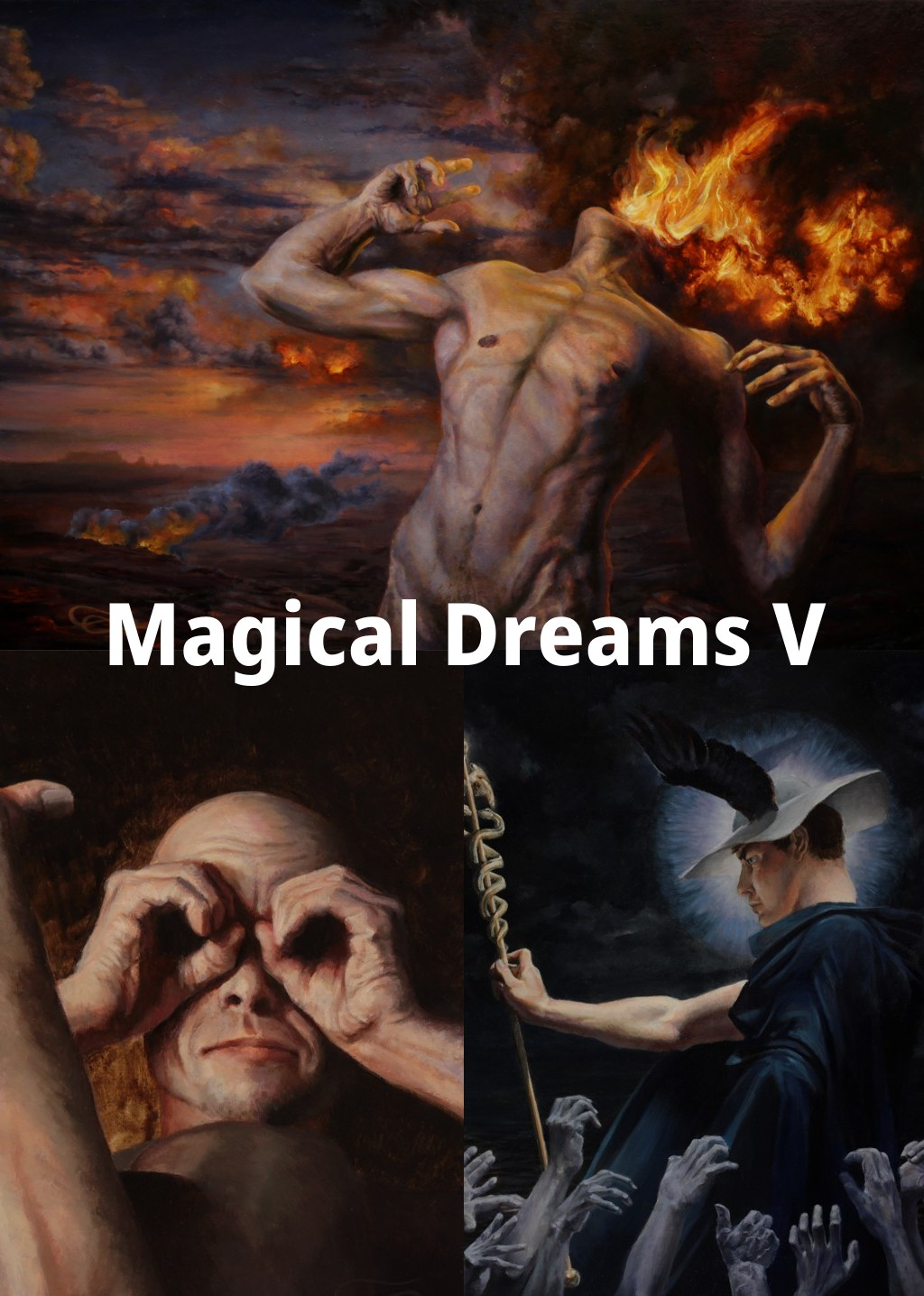 Magical Dreams V - Exhibition - Warsaw Poland