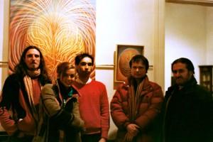 Leo Plaw, Amanda Sage, Michael Scheer, Peter Gric, Luigi La Speranza