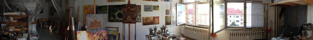 Studio - Atelierhaus Mengerzeile