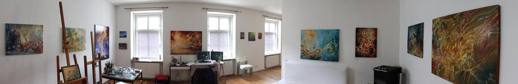 Studio - Nordbahnstrasse