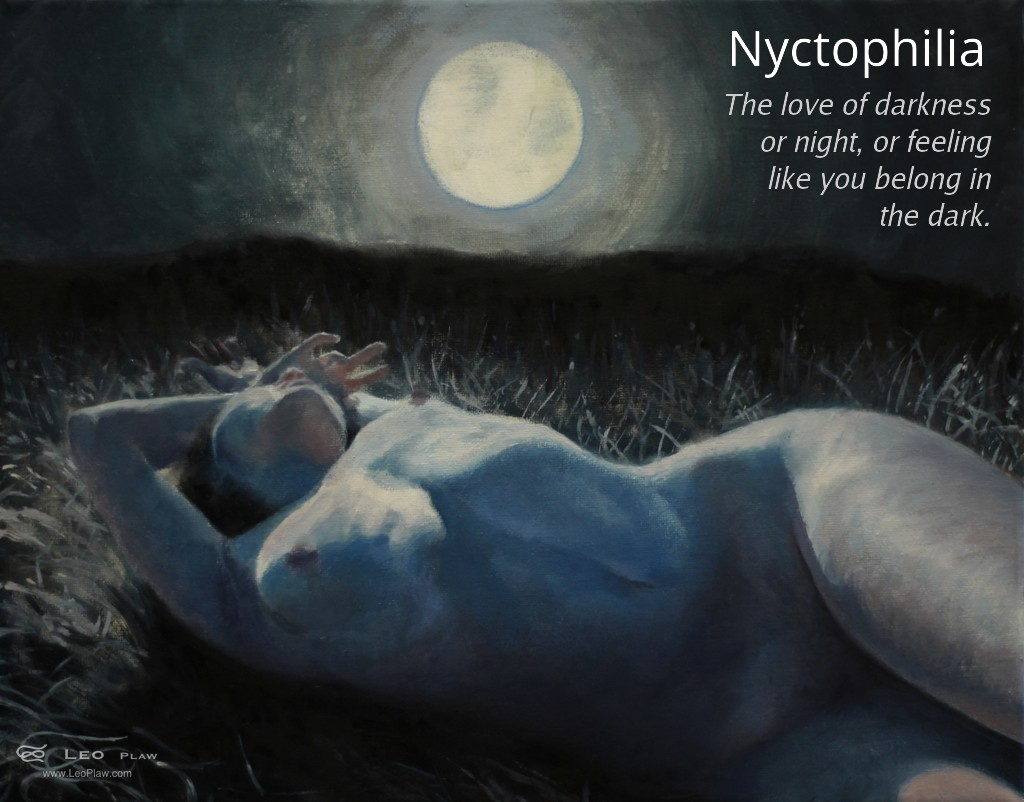 Nyctophilia - the Love of Darkness