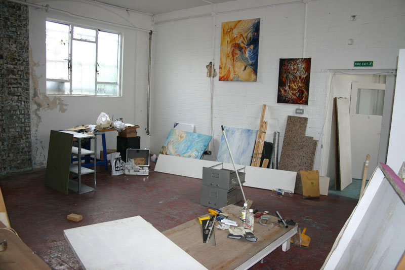 Inside the Studio